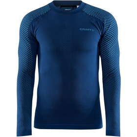 Craft ADV Warm Fuseknit Intensity LS Top Men, beat/lazer